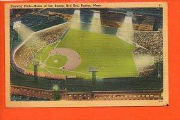 Fenway Park-Home Of The BOSTON Red SoX, BOSTON, Mass. (sport Base Ball) - Boston