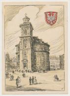 Frankfurt A. Main - Paulskirche - Jahrhundertfeier Nationalversammlung 18.5.48 - Schöner Stempel !!!!  ( 36 ) - Frankfurt A. Main