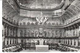 POSTAL.-  2.-  LOGROÑO -ESPAÑA - CATEDRAL-CORO DEL SIGLO XVI  (CATHEDRALE - LE CHOEUR DU SIECLE XVI ) - La Rioja (Logrono)