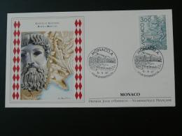 FDC Monaco Ed. Numismatique 1997 Hercule Europa Ref 48871 - Mitologia