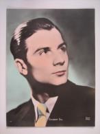 PHOTO (M1508) GILBERT GIL (2 Vues) Teddy PIAZ N°77 Dimensions : 17 X 22cm - Berühmtheiten