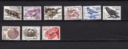 Islande Scott N° 527.534.536.543.544.545.553.612.611..oblitérés - 1944-... Republik