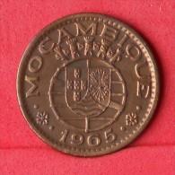 MOZAMBIQUE  1  ESCUDOS  1965   KM# 82  -    (Nº11191) - Mozambico