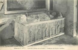 41 CHOUZY ANCIENNE ABBAYE DE LA GUICHE TOMBEAU DE GUY DE CHATILLON - Autres Communes