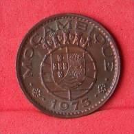 MOZAMBIQUE  50  CENTAVOS  1973   KM# 89  -    (Nº11194) - Mozambique