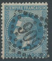 Lot N°27636   N°29, Oblit GC 506 BLOIS (40) - 1863-1870 Napoleon III With Laurels