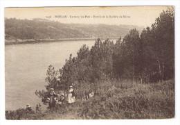 MOELAN KERFANY  ENTREE DE LA RIVIERE DE BELON - Moëlan-sur-Mer