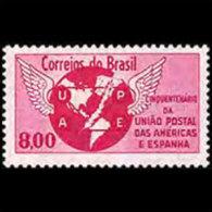 BRAZIL 1962 - Scott# 946 UPAE 50th. Set Of 1 MNH (XJ765) - Unused Stamps
