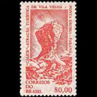 BRAZIL 1964 - Scott# 977 Chalice Rock Set Of 1 MNH (XK584) - Unused Stamps