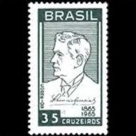 BRAZIL 1965 - Scott# 1008 Poet Correia Set Of 1 MNH (XL770) - Unused Stamps