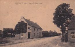 Warêt-l'Evêque 1: Vue Sur La Grand'route - Héron