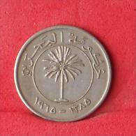 BAHRAIN  25  FILS  1965   KM# 4  -    (Nº11286) - Bahrain
