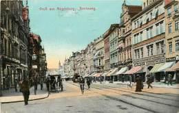 GRUSS AUS MAGDEBURG BREITEWEG - Magdeburg