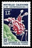 NOUV.-CALEDONIE 1964 - Yv. 324 ** TB  Cote= 5,50 EUR - Hymenocera Elegans ..Réf.NCE22877 - Neukaledonien