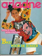 Ariadne Magazine Blz 97 Met Patronen O.a.  Breien Kant - Loisirs Créatifs