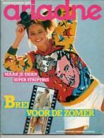Ariadne Magazine Blz 97 Met Patronen O.a.  Breien Kant - Creative Hobbies