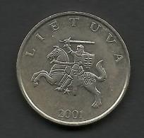 1 L. 2001, Lithuania. - Lithuania