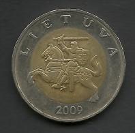 5 L. 2009, Lithuania. - Lithuania