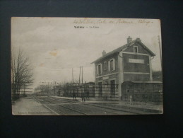 Valmy La Gare - Moisson éd. Circulée  L188 - Autres Communes