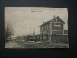 Valmy La Gare - Moisson éd. Circulée  L188 - Other Municipalities