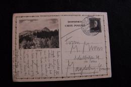 A282 CSSR CESKOSLOVENSKO TSCHECHESLOWAKEI - 1932 => Magdeburg - Ganzsachen