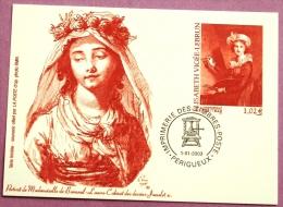 Imprimerie Des Postes  - Périgueux 2003 PHOTO RECTO VERSO - Commemorative Postmarks