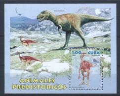 Cuba  MNH  2006 Dinosaurs MNH - Prehistorics