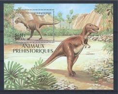 Cambodge 1999  MNH Prehistoric Animals Dinosaurs - Prehistorics