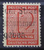 Alliierte Besetzung SBZ 1945 Sachsen Briefmarken - Zone Soviétique