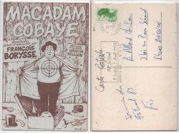 SOLE - Macadam Cobaye - Spectacle De François Borysse  - Belle Flamme  Du 37° Festival D' Avignon 1983 (76091) - Otros Ilustradores