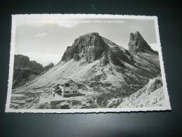 Rifugio Tre Cime.  Sasso Di Sesto E Torre Di Toblino. Formato Piccolo 4221 - Alpinisme