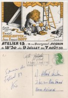 SOLE - Spectacle De Daniel Ankelevitch Et Jean François Kopf (76093) - Otros Ilustradores