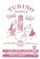 Buvard  TUBINO Thiriez & Cartier Bresson  Fils A Coudre Et Cotons  Femmes Ronde - Vestiario & Tessile