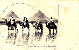 GROUPE DE CHAMEAUX ET PYRAMIDES - Unclassified