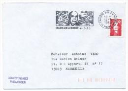 OMEC - CHALONS S/MARNE Cathédrale - PIERRE DAC / L´Os à Moelle - 1993 - Célébrités