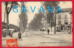 94 VILLENEUVE-SAINT-GEORGES - Avenue De Paris - Villeneuve Saint Georges