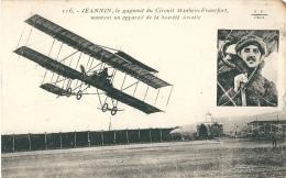 JEANNIN Gagnant Du Circuit Manheim-Francfort - ....-1914: Précurseurs