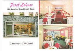 Germany - Cochem / Mosel - Bäckerei U. Konditirei - Cafe - Josef Lohner - Cochem