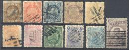 4Zw-455  Restje Van 10 Zegels.... Om Verder Uit Te Zoeken... BOLIVIA - Bolivie