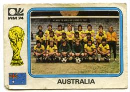 278> Squadra: AUSTRALIA = Figurina Calciatori Panini MUNCHEN  74 - N° 105 - Trading Cards