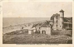 50 SAINT MARTIN DE BREHAL Les Villas Et La Plage - Other Municipalities