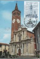 ITALIA  TREVIGLIO  Il Campanile  30/03/08 - Iglesias Y Catedrales