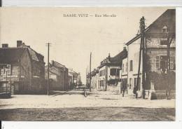 BasseYutz  Rue Moselle - Francia