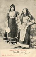 SARDEGNA Costumi Di Belvi Gros Plan - Italie