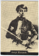 Poland, Henryk Wieniawski, Polish Violinist, Composer Music Musique Jewish Compositeur - Polen
