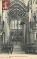 Eure - Ref-  A 868 - Port Mort - Interieur De L Eglise  - Carte Bon Etat - - Other Municipalities