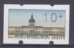 BERLIN Automatenmarke 1 X, Teildruck, Postfrisch ** - [5] Berlín