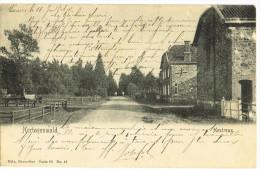 Hertogenwald : Hestreux Obl Du Relais De Rocour En 1907 - Postmarks With Stars