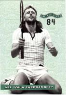 Bjorn Borg Postcard - Size 15x10 Cm. Aprox. - Tenis