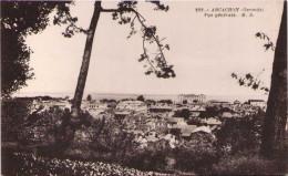 ARCACHON - Vue Générale - Arcachon